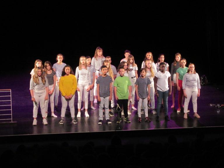 Ateliers Danse, Chorale et Comédie Musicale