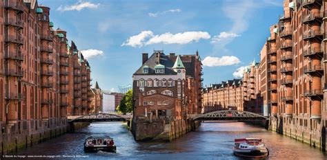 Séjour à Hambourg