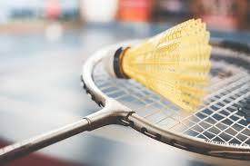 AS: Badminton