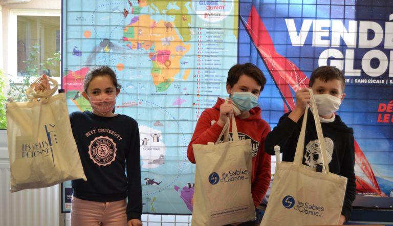 Les gagnants du quizz Vendée Globe