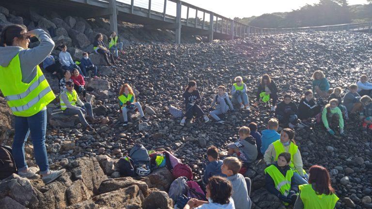 Des éco-délégués rassembleurs pour le world cleanup day